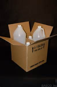 2x Laundry Liquid Case of 4, 1 gallons
