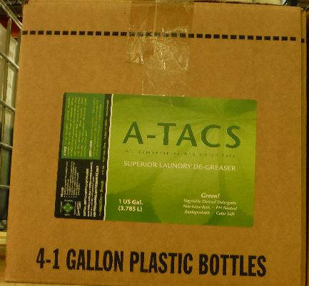 A-tacs Case of 4, 1 gallons