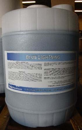 Blue Lightning 5 gallon