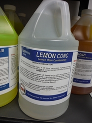 Car Fragrance Lemon 1 gallon