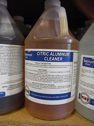 Citric Aluminum Cleaner 1 gallon
