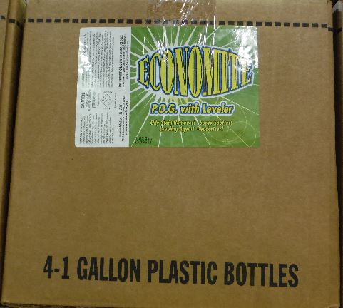 Economite Case of 4, 1 gallons