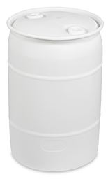 Foamy Brush 55 gallon drum