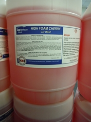 High Foam Cherry 5 gallon