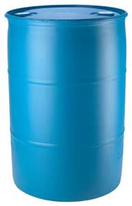 Hood Cling 55 gallon drum