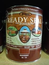 Ready Seal Stain - Mahogany - 1 gallon