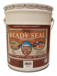 Ready Seal Stain - Mission Brown - 5 gallon