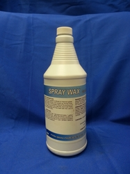 Spray Wax conc. sample quart