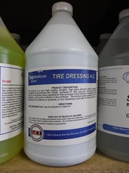 Tire Dressing High Gloss 1 gallon