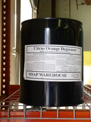 Citrus Orange Degreaser 1 gallon