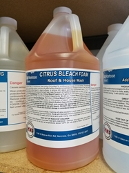Citrus Foam for Bleach, AKA Bleach Add 1 gal