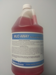 Mud Away 1 gallon