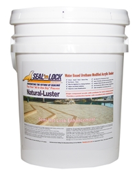 Seal n Lock Natural Luster 5 gallons