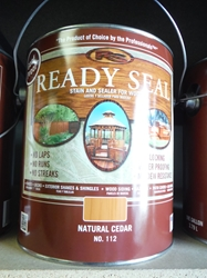 Ready Seal Stain - Clear - 1 gallon