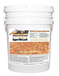 Seal n Lock Super-Wet-Look 5 gallon kit