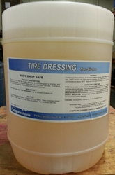 Tire Dressing Non-Silicone 5 gallon